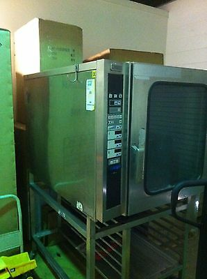 Zanussi Combi Oven (PNC240185) Commercial Kitchen