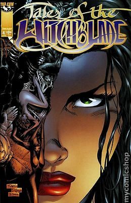 Tales of the Witchblade (1996) #4 VF