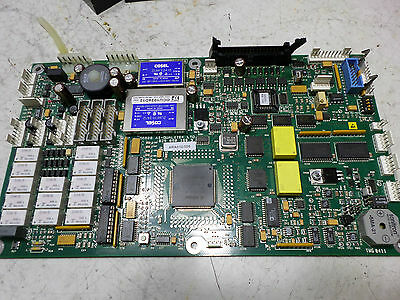USON AI-QUALITEK Q6000 DIFFERENTIAL LEAK TEST - Processor Card 625 050 ISS.3