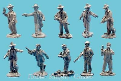Blue Moon 15mm Mini G-Men Pack MINT