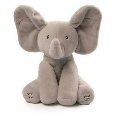 Sing and Play Flappy Elephant Toy - GUND Free Shipping!