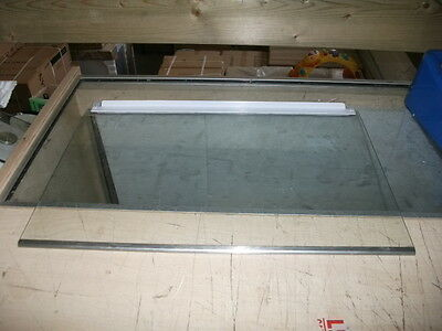Bosch Replacement Refrigeration Glass shelf with trims