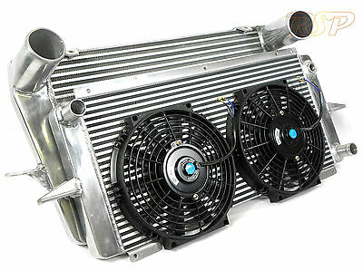 Ford Sierra Rs Cosworth 2Wd/4Wd Rs500 Intercooler & Uprated Alloy Radiator +Fans