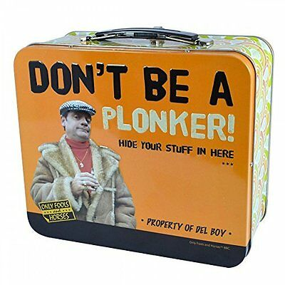 Only Fools And Horses Don't Be A Plonker ! Tin New Gift