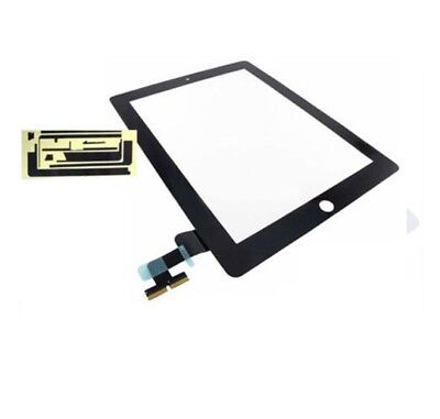 BLACK Replacement LCD Touch Screen Digitizer For Apple iPad 2 Wifi & Cellular