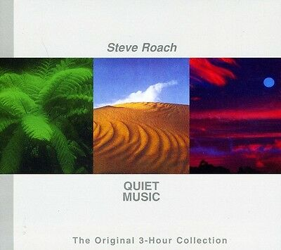 Steve Roach - Quiet Music: The Original 3-Hour Collection [New CD] Digipack Pack