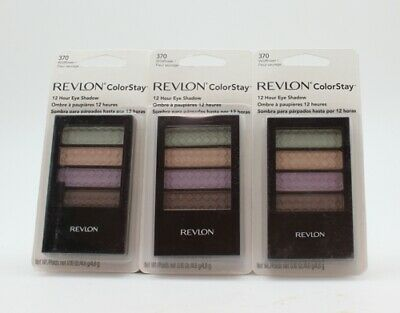 Revlon ColorStay Eye Shadow, 12 Hour, Wildflower 370 SEALED,NEW