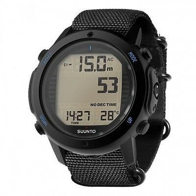 Suunto D6i Novo Black Zulu + Interfaccia 01IT