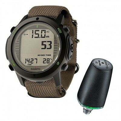 Suunto D6i Novo Stealth Zulu + Sonda 01IT