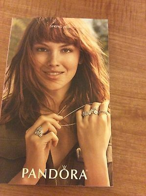 Pandoras Newest Catalog Book For Jewerly