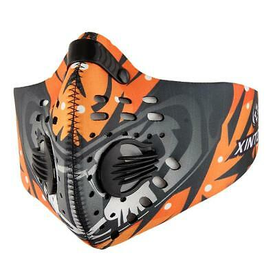 Anti-pollution City Cycling Bicycle Motorcycle Mask Mouth Muffle Dust Filter