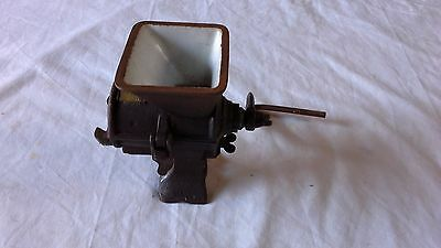 Vintage Spong and Co cast iron mincer or coffee grinder?