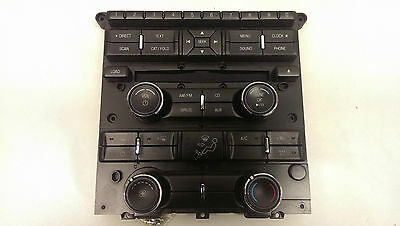 Original Ford Mustang Radio AM-FM-CD Panel Konsole Klima Heizung # BR3T-19C157-A