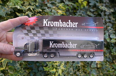Model Toy Truck Lorry Mercedes Benz Scania Brewery Water Collector Hobby Shop 10