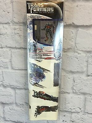 Transformers Large Optimus Prime Peel Stick Giant Wall Decal RoomMates Reusable