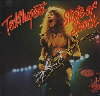 Ted Nugent - State of Shock [New CD] Holland - Import