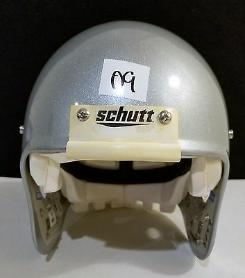 Dallas Cowboys Player Worn Back-Up Helmet With No Facemask & No Decals