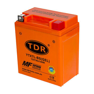 Ytx7L-Bs/utx7L-Bs Gel Battery Equiv To Ytx7L-Bs Ytx7Lbs 12V Gel Cell Mbtx7U Au