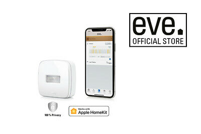 Elgato Eve Motion Wireless Motion Sensor with Apple HomeKit Technology White NEW