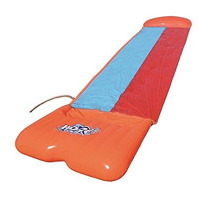 Slip And Slide Wave Rider Double Inflatable Kids Water Toy Long Fast Playground