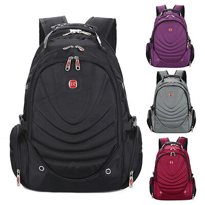 New Oxford Backpack Men Business Laptop Bag Students Large Capacity School