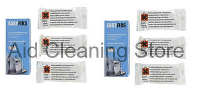 12 Tassimo Bosch Descaling Coffee Maker Machine Descaler Cleaner Tablets EASYTAB