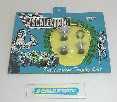 Scalextric Tri-ang Vintage 1960's PRESENTATION TROPHY SET A263 (PERFECT) 1.32