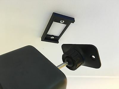 2x HTC Vive VR Lighthouse Light House Portable Quick Release Wall Slot Mount