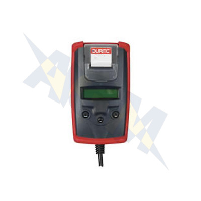 Durite  0-524-72 Battery Tester With Start/Charge Analyzer 12/24v with printer