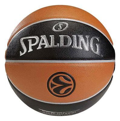 Spalding Euroleague Tf 500 Indoor / Outdoor 7  Baloncesto