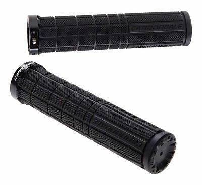Cannondale D2 Lock On Grips  Black Puños