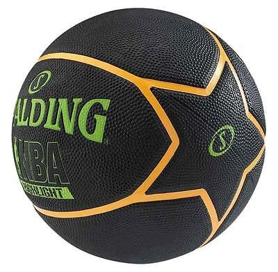 Spalding Nba Highlight 7 Neon Green Baloncesto