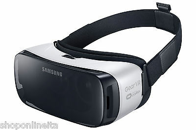 SAMSUNG Visore ORIGINALE VR 2015 Gear  Occhiali  Virtuale Android Bianco TOP