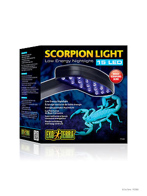 Scorpion Light / Energiesparendes Nachtlicht
