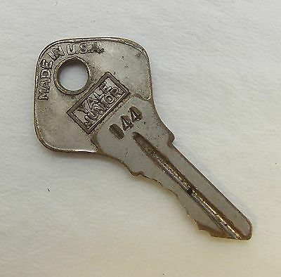 Vintage KEY For Lock, Padlock, Trunk, YALE JUNIOR Yale & Towne  Key Number 144