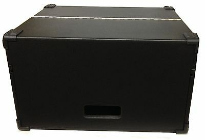 4U Flight Case with removable mounting board