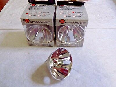 Streamlight Lamp Module replacement halogen/xenon lot of 3 24003 3C-XP