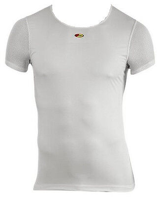 Northwave Body Sense Jersey Fp Man L White Camisetas