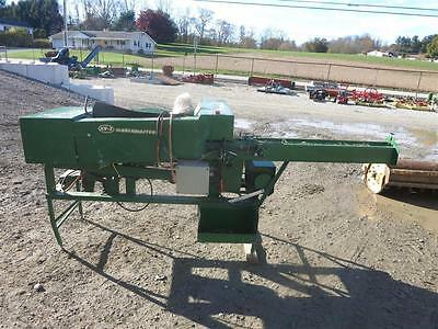 "KB-3 BALEMASTER MINI STRAW SQUARE BALER, STATIONARY, ELECTRIC, 12""x4"" BALES"