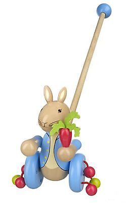 Beatrix Potter Peter Rabbit Push-Along