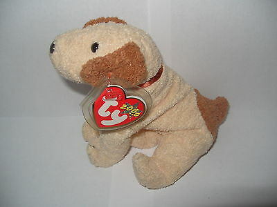 Nwt Ty Beanie Baby Rufus - The Dog