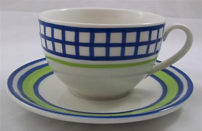 Rosenthal CASUAL ORCHARD COLLECTION large breakfast cup and saucer NEW