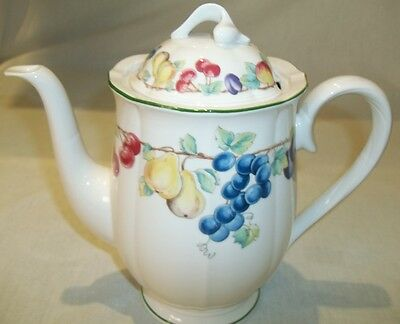 Villeroy & and Boch MELINA coffee pot with lid