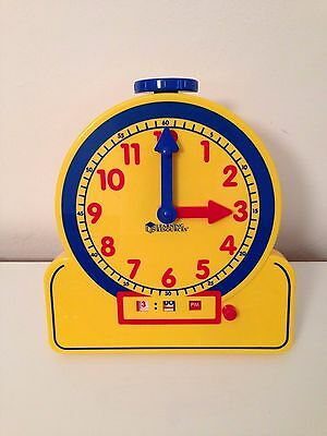 Learning Resources Teaching Clock