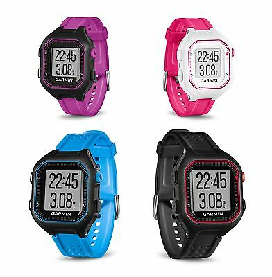 Garmin Forerunner 25 GPS Running Watch with Smart Notifications 010-01353