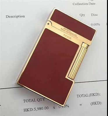 2016 Hot Dupont lighter S.T Memorial Bright Sound in box D161