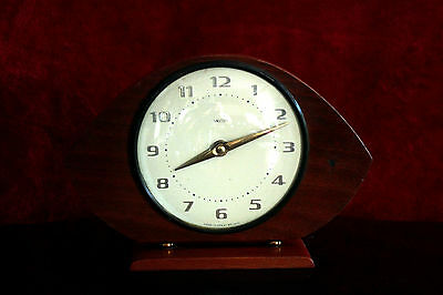 Vintage Carriage Smiths Clock