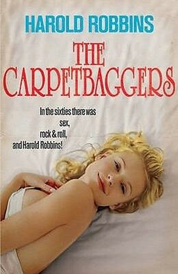 The Carpetbaggers by Harold Robbins Paperback Book