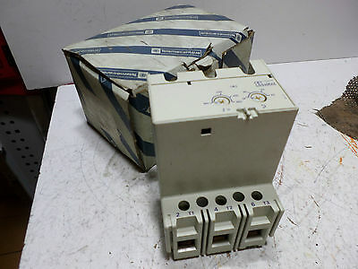 TELEMECANIQUE - TeSys Thermal Magnetic Protection Module LB1-LD03M22 18..25 amp