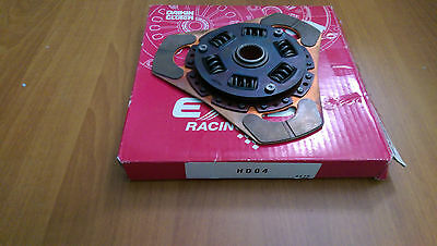 Racing Clutch Disc for Honda Civic CRX 3 Paddle 220mm HD04